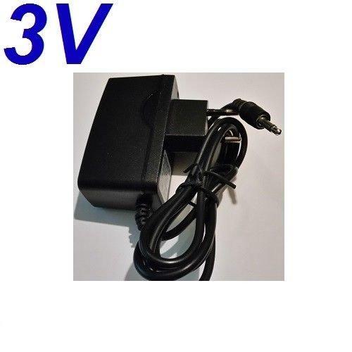CARGADOR ESP ® Stroomvoorziening Oplader 3V Vervanging voor Tondeuses baard Baardklipper Babyliss E769E E779E Plaatsvervanger Replacement