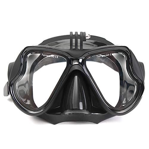 Calvin Twain528251 Tätigkeits-Kamera-Zubehör Kamerahalterung Tauchermaske Oceanic Scuba Schnorchel for GoPro Action-Kamera