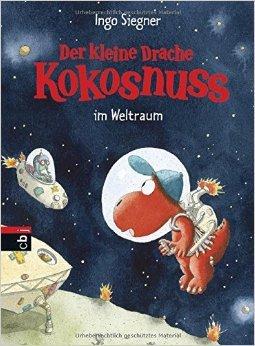 Der kleine Drache Kokosnuss im Weltraum (Die Abenteuer des kleinen Drachen Kokosnuss, Band 18) ( 26. März 2012 )