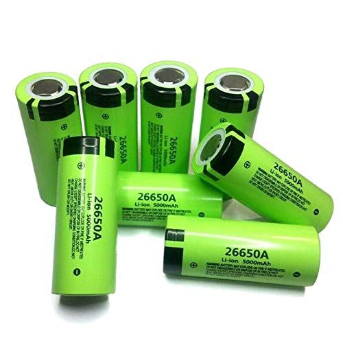 HTRN Batería De Litio Recargable De 18650-35e 3.7v 3500mah, Usada para La Batería MóVil del Poder De La Linterna 1Piece