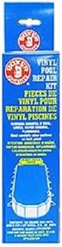 Boxer 859 Adhesives Under Water Vinyl Swimming Pool Repair Kit