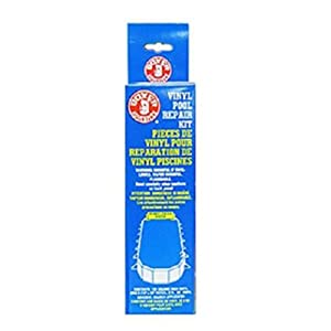Boxer 859 Adhesives Under Water Vinyl Swimming Pool Repair Kit, 2-Ounce