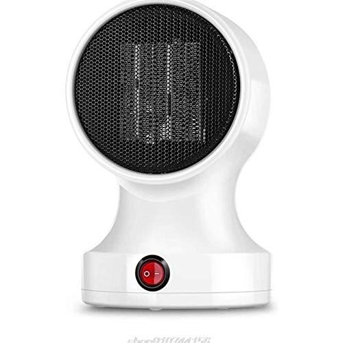 Calentador eléctrico, calentador eléctrico de escritorio Invierno Tabla de oficina de invierno Máquina calentador de viento caliente Mini Mini de ahorro de energía Escritorio de ahorro de energía (Col