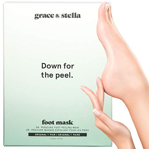 Grace & Stella Dr. Pedicure Foot Peeling Mask