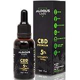 Auténtico CBD Oil 5% | Aceite de Cáñamo Bio enriquecido c