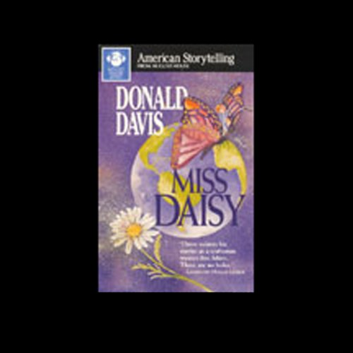 Miss Daisy audiobook cover art