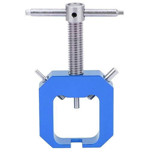 DAUERHAFT Extractor de Engranajes de opinión de Motor de Coche RC Extractor de Engranajes de opinión de Motor RC Duradero para Modelo de Coche HSP 1/10 RC con diseños únicos(Blue)