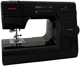 Janome HD3000BE Sewing Machine Black