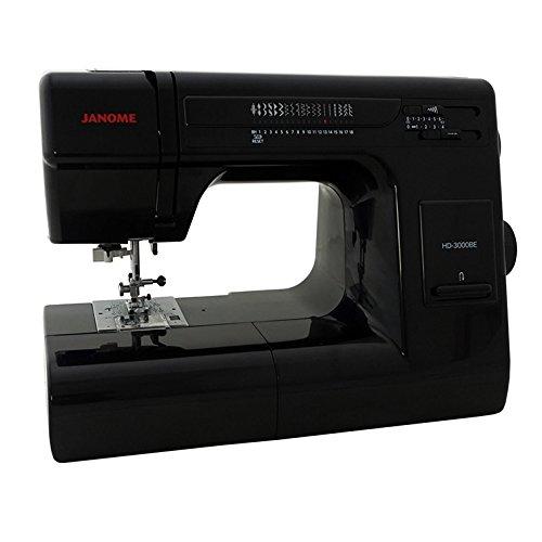 Sewing Machine, Black