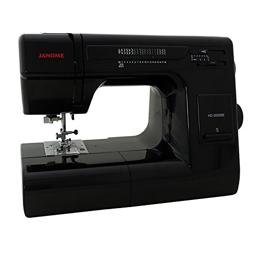 Janome Leather Sewing Machine