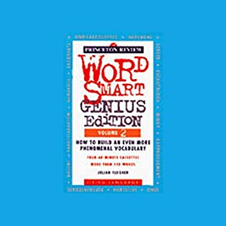Word Smart, Genius Edition, Volume 2 audiobook cover art