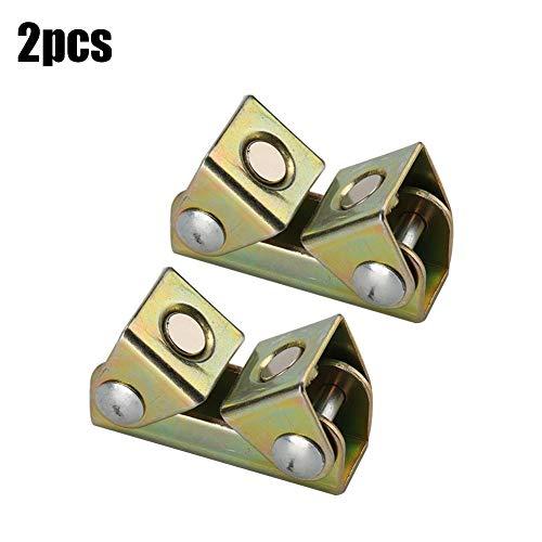 Houder voor magnetische soldeertang type V bevestigingsstraps verstelbaar pads sterk voor deuren; gereedschapskist, ramen, houten kist, meubels