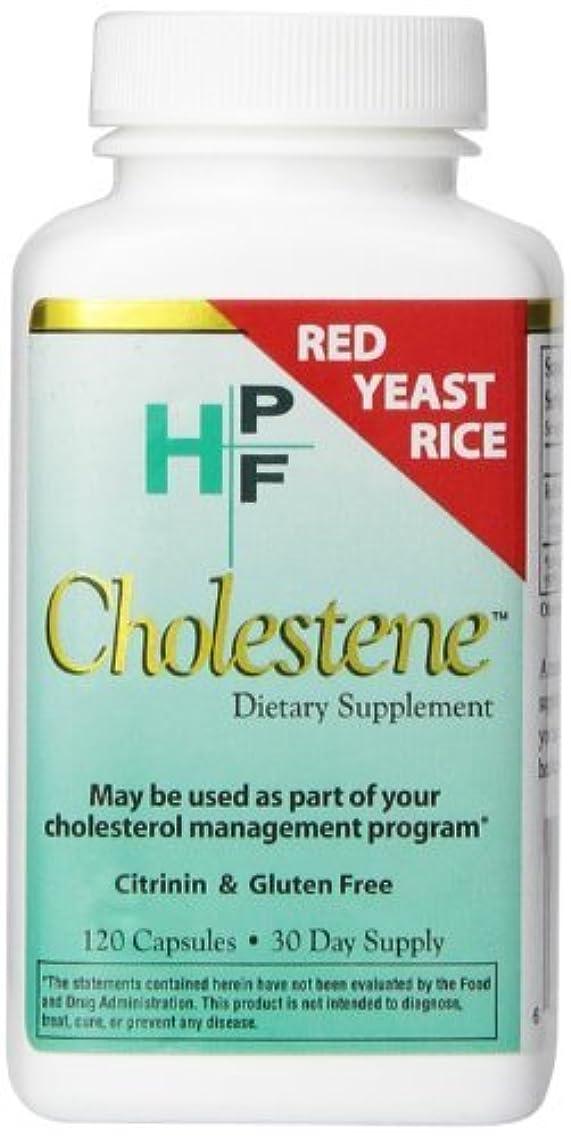 HPF Cholestene Dietary Supplement , 120 capsules 3pk