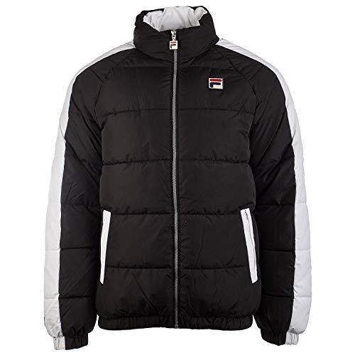 Fila Ledger Puffa Jacket (Black, Large)