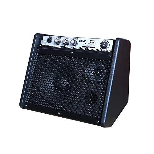 Coolmusic DM20 20W Bluetooth Amplificador de monitor personal Amplificador de tambor eléctrico...