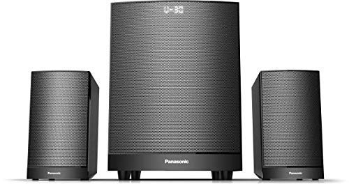 (Renewed) Panasonic HiFi SC-HT22GW-K Speaker System (Black)