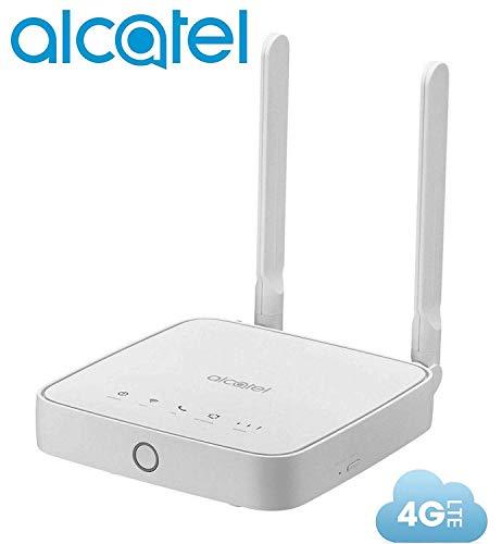 Router Alcatel Link Hub Home Station 4G LTE Internet Unlocked...