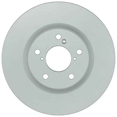 Bosch 26011454 QuietCast Premium Disc Brake Rotor For 2011-2015 Honda Odyssey; Front