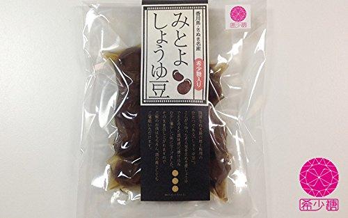 ミトヨフーズ みとよしょうゆ豆 希少糖入り 150g(固形量115g)