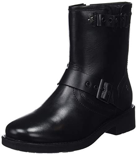 Pepe Jeans London Maddox Allys, Botas para Mujer, Negro (Black 999), 39 EU