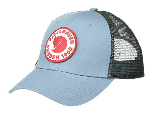 Fjällräven 78138 1960 Logo Långtradarkeps Hat Unisex-Adult Clay Blue S/M