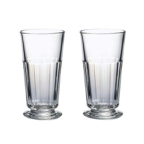 La Rochere Perigord Long Drink Cocktail Highball Lot de 2 verres 38 cl