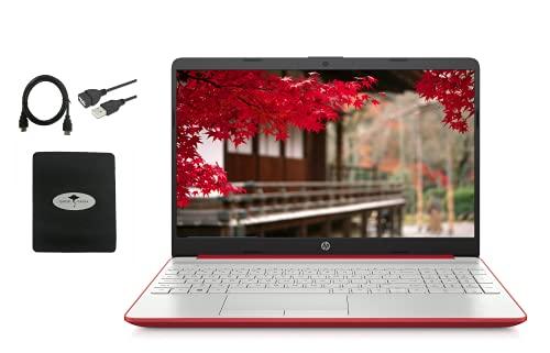 2021 Newest HP 15.6 HD Micro-Edge Laptop for...