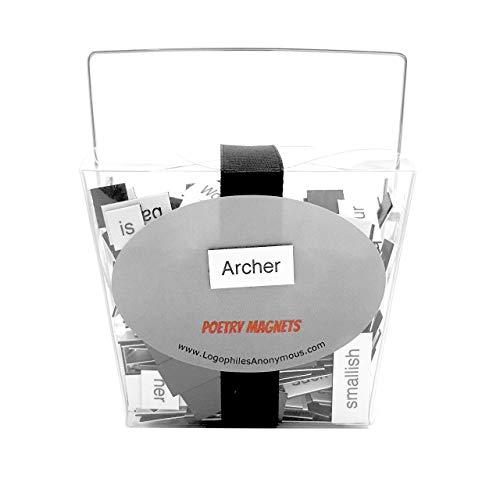 Archer Poetry Magnets/Fridge Magnets/Archer FX/Sterling Archer Quotes/Archer TV Show/Archer Danger Zone/Sploosh/Malory Archer