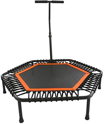 BRFDC Trampolin Fitness Reboteador Trampolín la Aptitud del Ejercicio trampolín for Interior/Jardín/sesión de Cardio de 44 Pulgadas (Talla : 44 Inch)