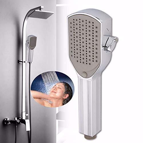 CER0T G1 / 2 Muti-función del ABS plástico rociador de agua de ahorro de cabezal de ducha de mano