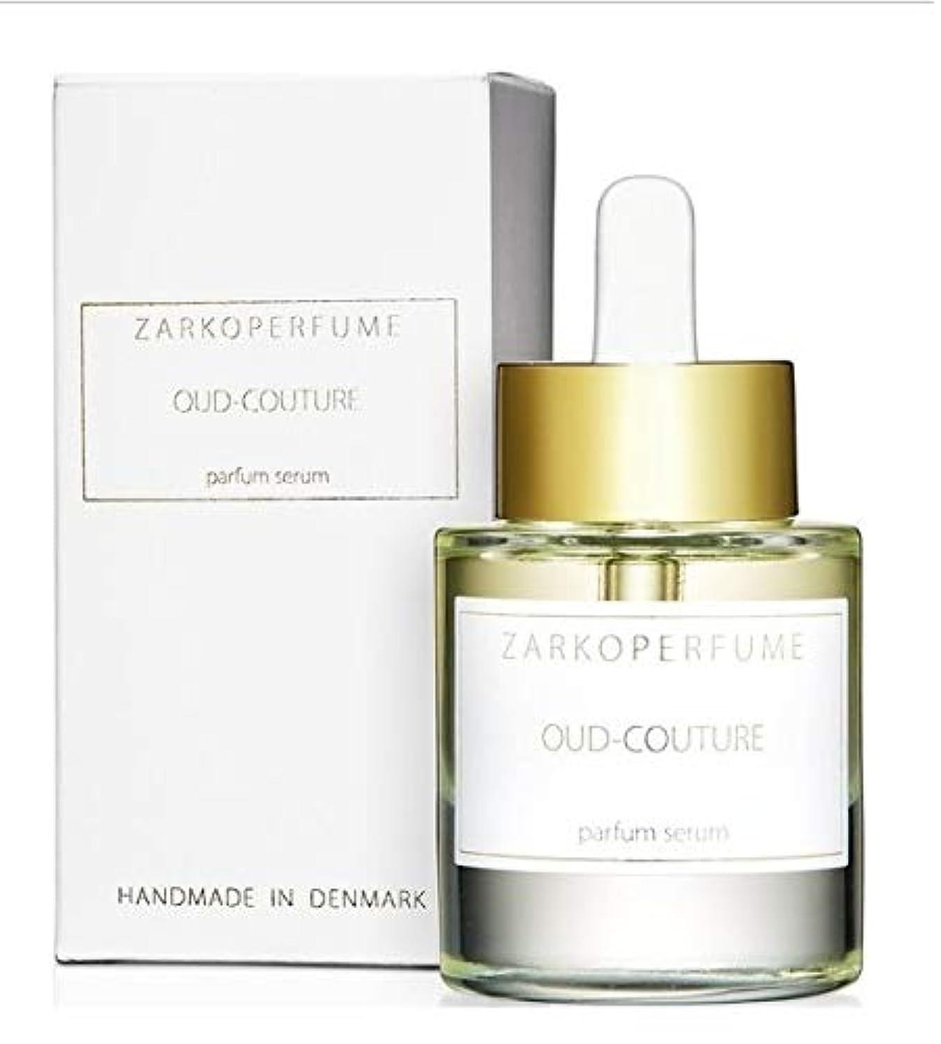 奇妙な走る防腐剤Zarkoperfume Oud-Couture Parfum Serum 1 oz./30 ml New in Box (no spray)