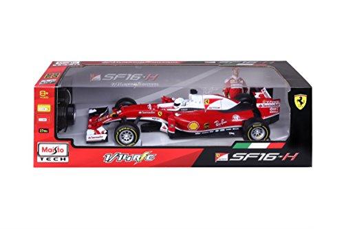 RC Auto kaufen Rennwagen Bild 4: Maisto 581254 Ferngesteuertes Fahrzeug, Rot*
