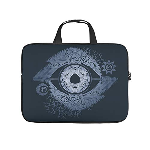 Standard laptop bags, multi-coloured, wear-resistant, laptop case, suitable for outdoor use.
