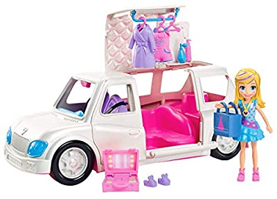 Polly Pocket Arrive in Style Limo by Mattel