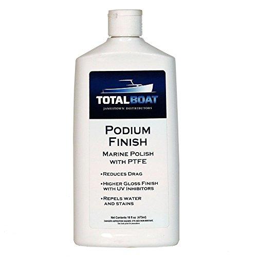 TotalBoat Podium Finish Marine Polish w/PTFE