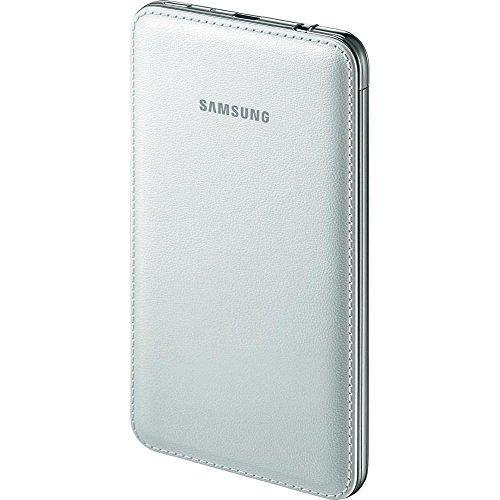 Samsung EB-PG900BWEGWW Externer Akkupack 6000 mAh/2A in weiß Galaxy Geräte