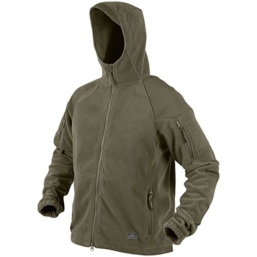 Helikon Homme Cumulus Veste polaire Taiga Green taille XS