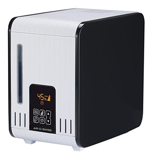 Boneco S450 - Luftbefeuchter (Schwarz, Weiß)