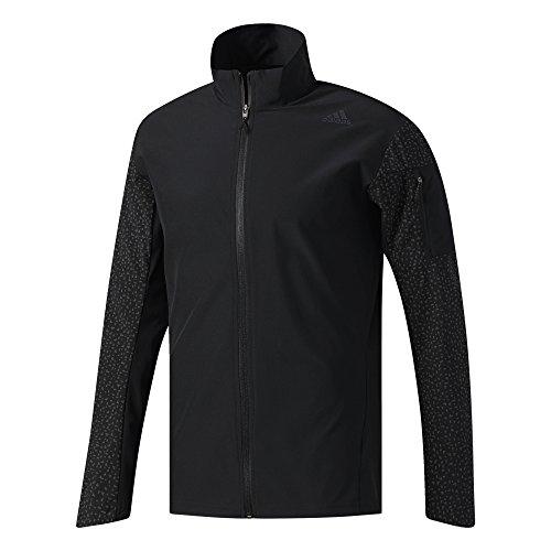 adidas Herren Supernova Storm Jacke, Black, XL