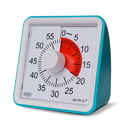 60 Minute Visual Timer