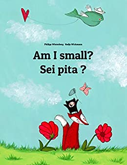 Am I small? Sei pita ?: Children's Picture Book English-Occitan (Bilingual Edition) (World Children's Book) by [Philipp Winterberg, Nadja Wichmann, Quentin Teillet, Sandra Hamer, David Hamer]