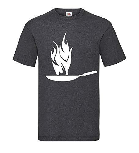 Hot Wok mannen T-shirt - shirt84.de