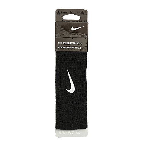 Nike Dri-Fit 2.0 Hoofdband - Accessoires - zwart - ONE