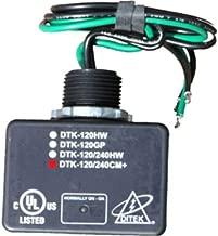 DITEK DTK-120/240CM+ Surge ARRESTOR, Parallel Protector, Multi-Purpose, NEMA 4X, UL1449 Listed, SPD, Type 1, 2W(+G), 120/240VAC