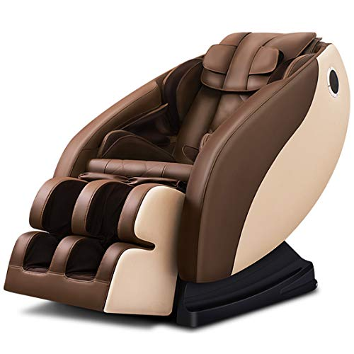 Lowest Price! DZXYQ Electric Massage Chair Household Fully Automatic Whole Body Kneading Multifuncti...