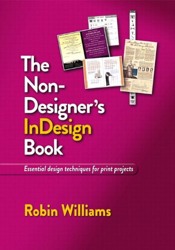 The Non-Designer's InDesign Book