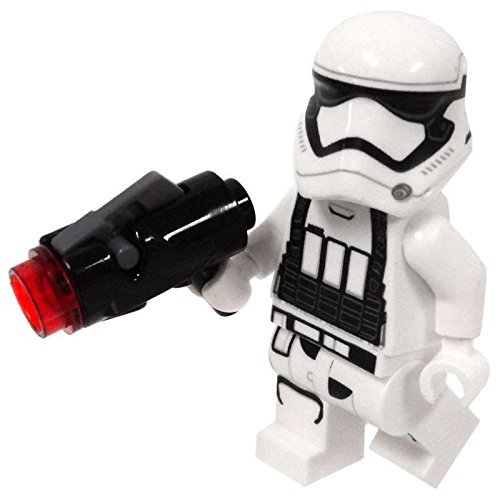 LEGO Star Wars: The Force Awakens - First Order Heavy Artillery Stormtrooper Minifigure with blaster by LEGO