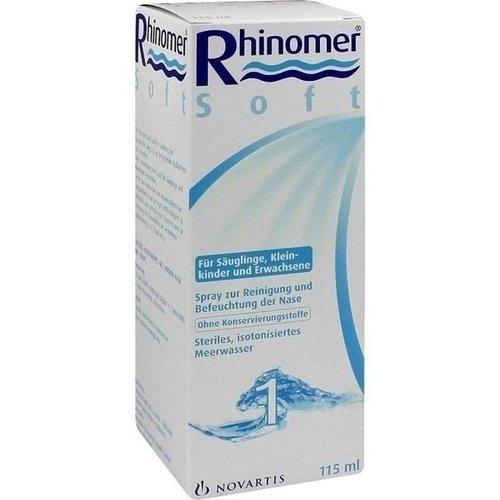 RHINOMER 1 soft Loesung, 115 ml
