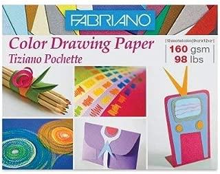 Fabriano Tiziano Color Paper