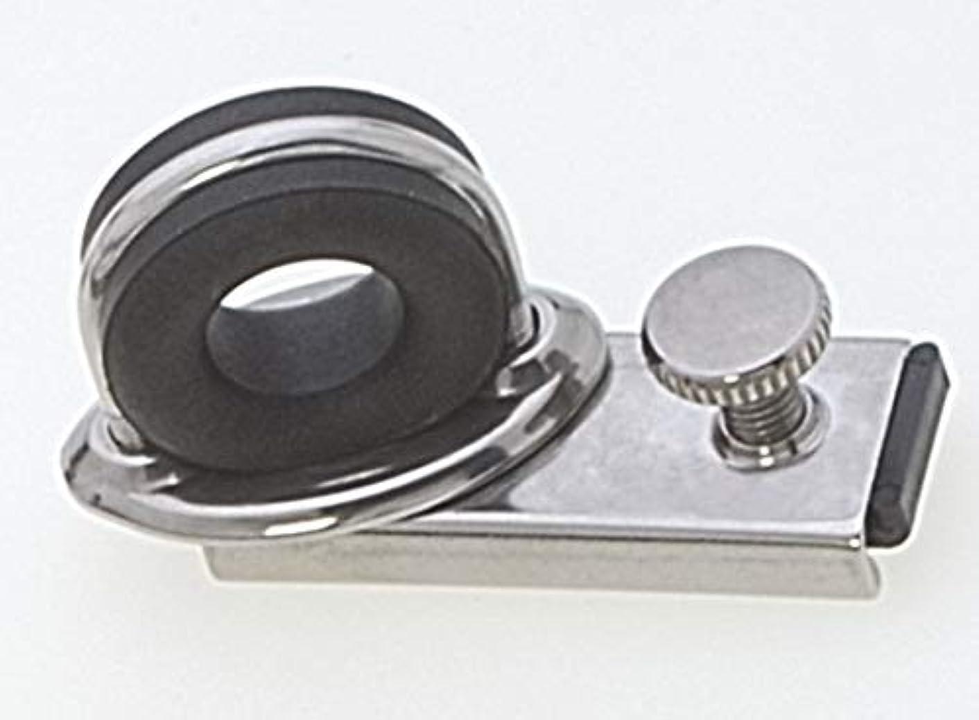 Viadana Aluminum T-Track & Accessories - Various Sizes & Styles (22mm, Swivel Bullseye)